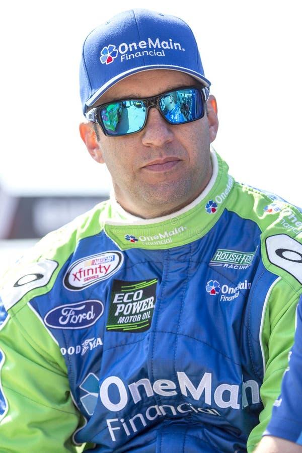 NASCAR: 24 de abril ToyotaCare 250 foto de stock royalty free