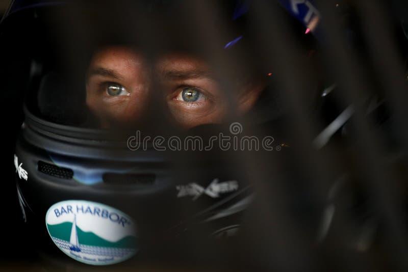 NASCAR: 16 de febrero PowerShares QQQ 300 foto de archivo