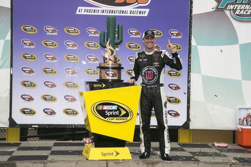 NASCAR: 2 de março o lucro em CNBC 500 foto de stock