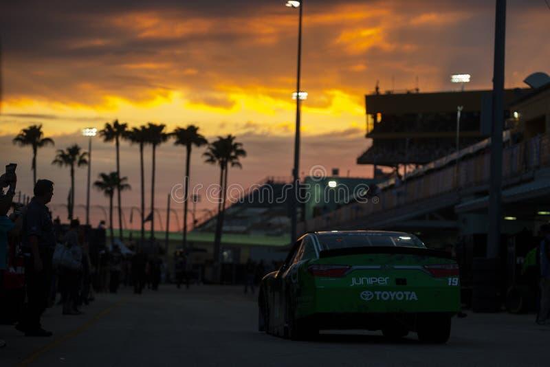 NASCAR: 16 de noviembre Ford 300 imagen de archivo
