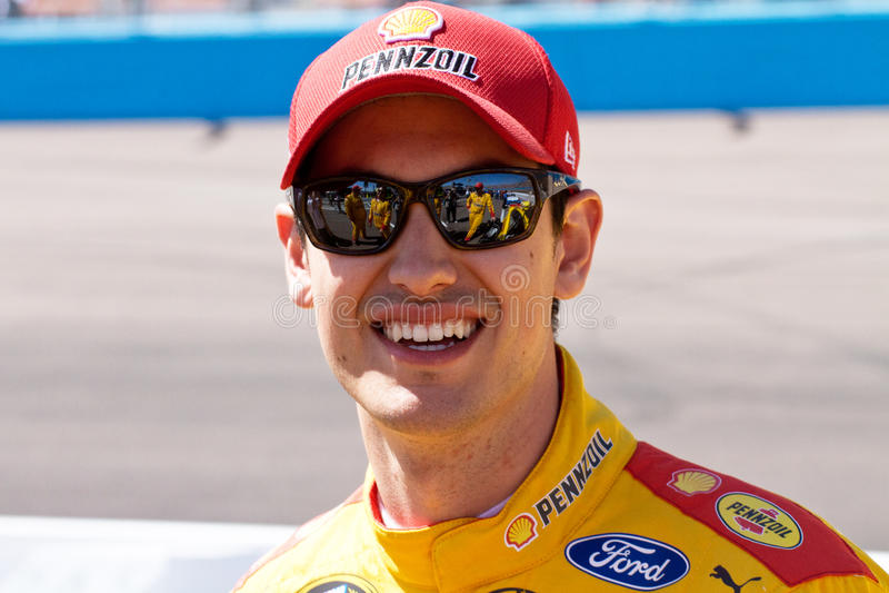 NASCAR-de Reeks van de Sprintkop in Phoenix stock afbeelding