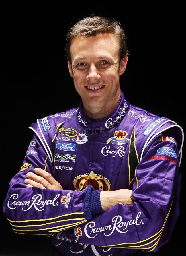 NASCAR: December 30 Matt Kenseth royalty free stock photo