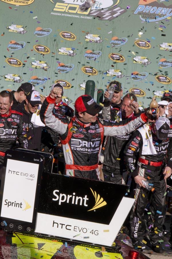 NASCAR Driver Jeff Gordon Editorial Stock Photo