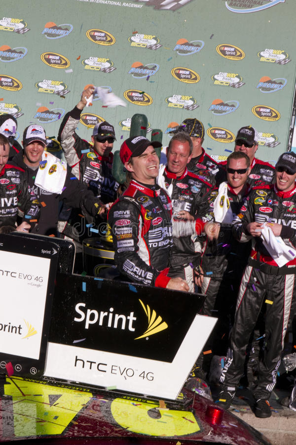 Download NASCAR driver Jeff Gordon editorial stock image. Image of driving - 18590884