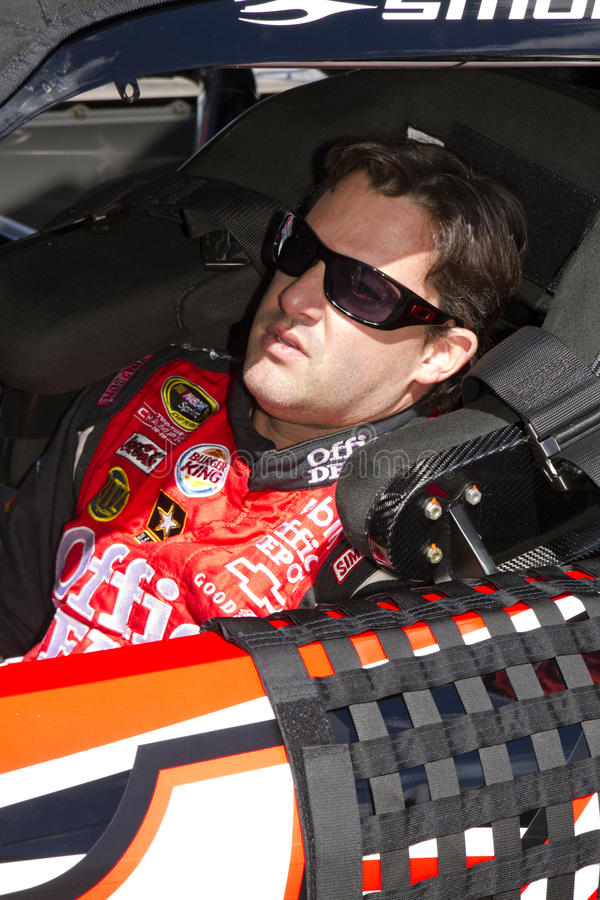 Download NASCAR driver Tony Stewart editorial stock image. Image of celebrities - 18590724