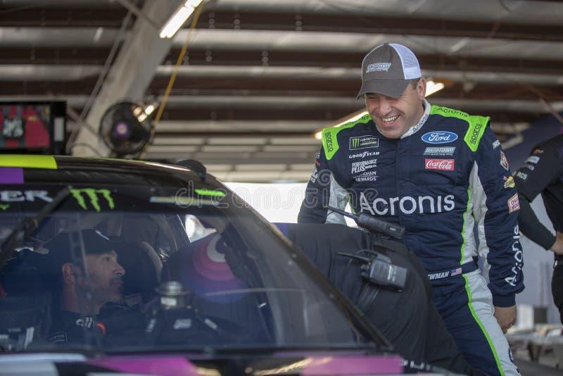 NASCAR: El 3 de agosto va a rodar en la cañada fotos de archivo