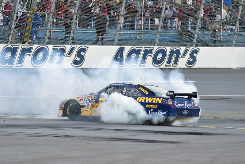 NASCAR: Energie 500 1. November-Ampere stockfoto