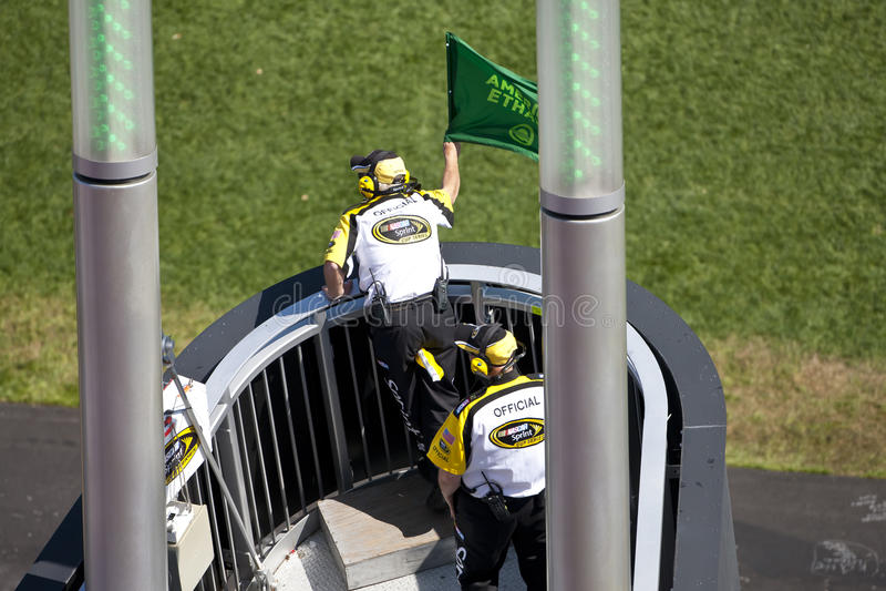 NASCAR: Feb 20 Daytona 500 stock images