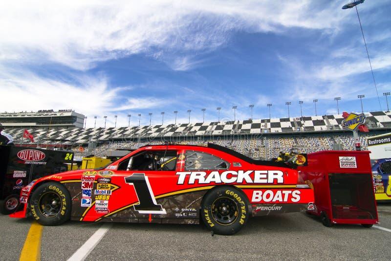NASCAR:  February 11 Gatorade Duel 1