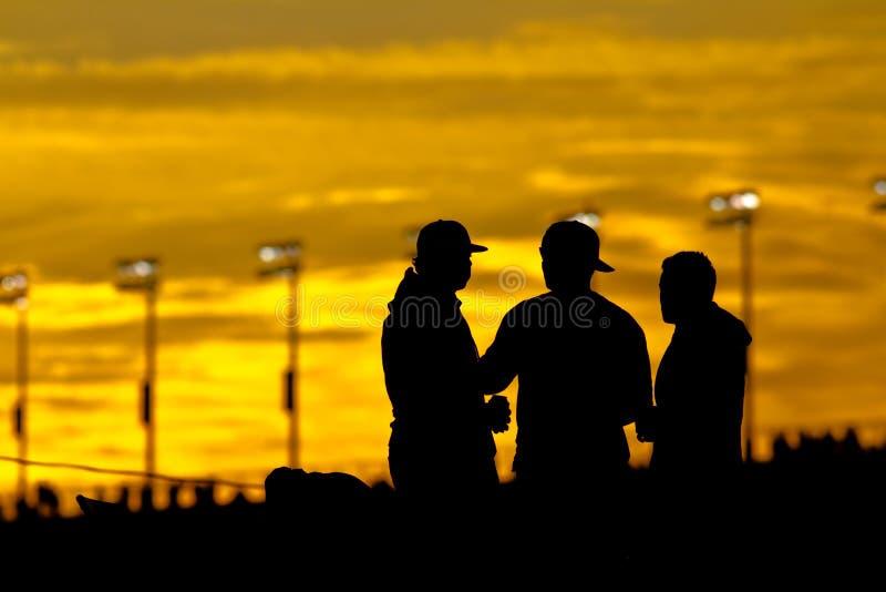 NASCAR: February 14 Daytona 500 royalty free stock photos