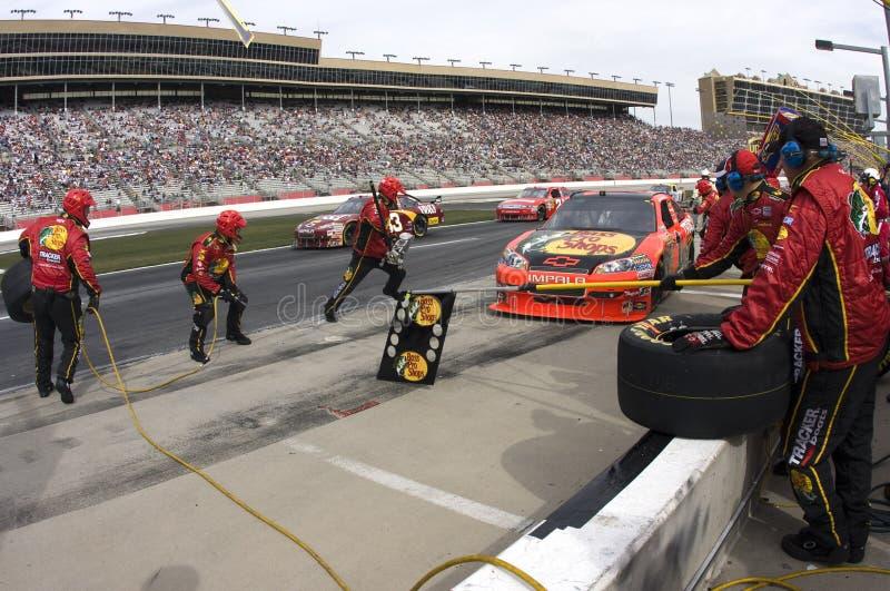 NASCAR: Ferramentas 500 de março 7 Kobalt imagens de stock