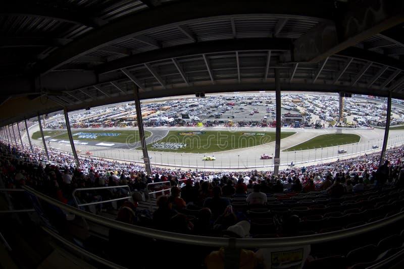 NASCAR: Ferramentas 500 de março 7 Kobalt foto de stock royalty free