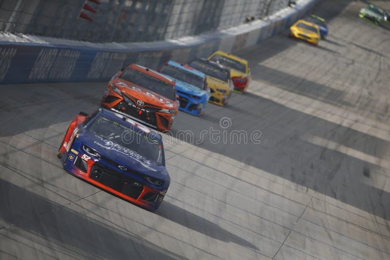 NASCAR: Ganso al aire libre 400 del 7 de octubre imagen de archivo