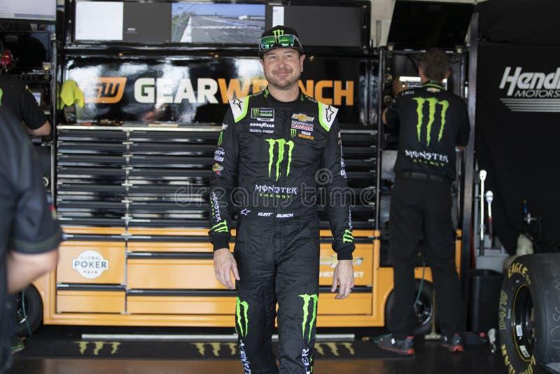 NASCAR: Ganso rv 400 do 27 de julho foto de stock