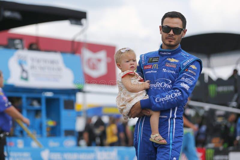 NASCAR: Ganso rv 400 do 28 de julho foto de stock