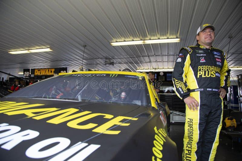 NASCAR: Ganso rv 400 do 27 de julho imagem de stock royalty free