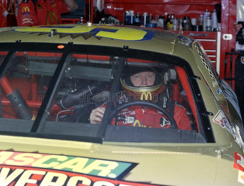 NASCAR grand Bill Elliott photos libres de droits