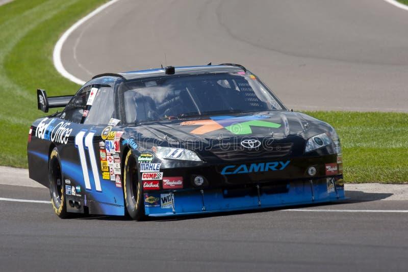 NASCAR: Het Bureau Toyota Allstate 400 van Fedex stock foto