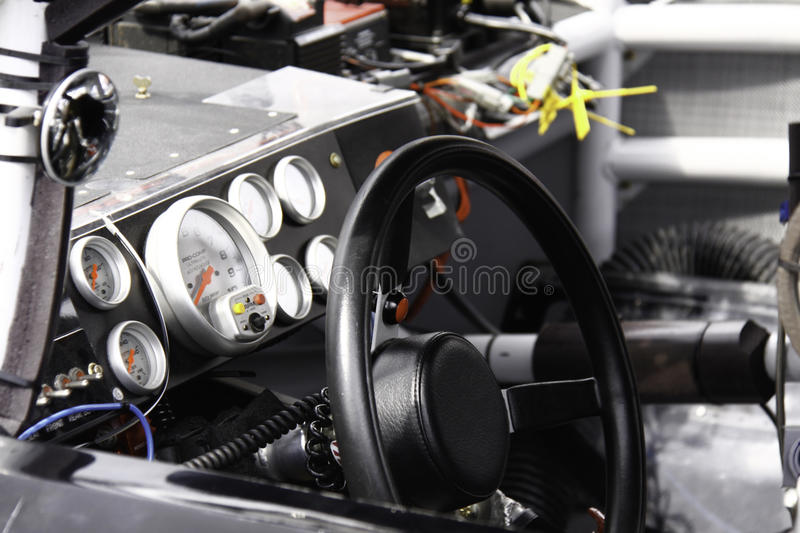 Download NASCAR - Inside Of Race Car 2010 All Star Race Editorial Photo - Image: 14441636