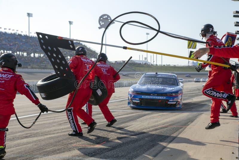 NASCAR : 27 juillet U S 250 cellulaires photographie stock