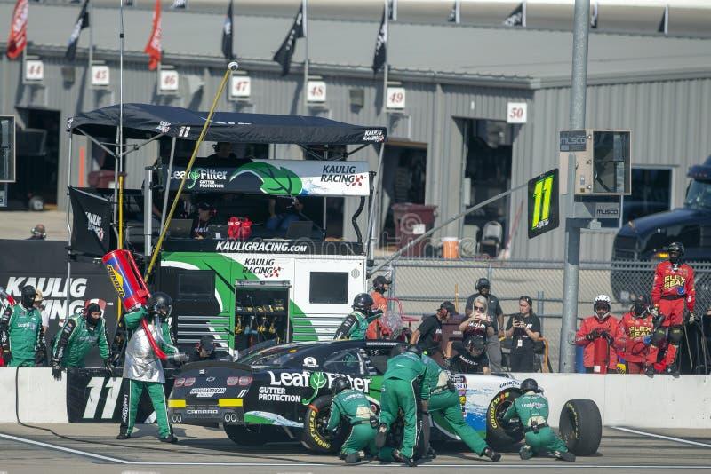 NASCAR : 27 juillet U S 250 cellulaires photo libre de droits
