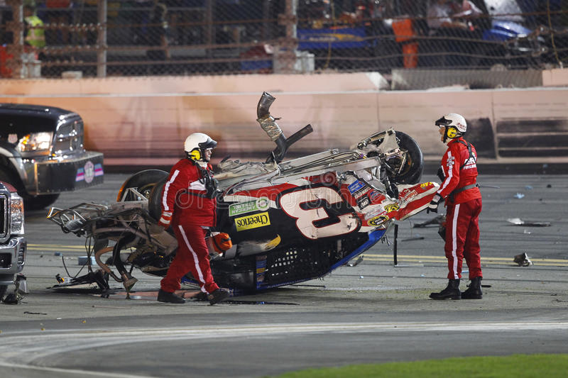 NASCAR: Jul 06 Coke Zero 400 stock photography