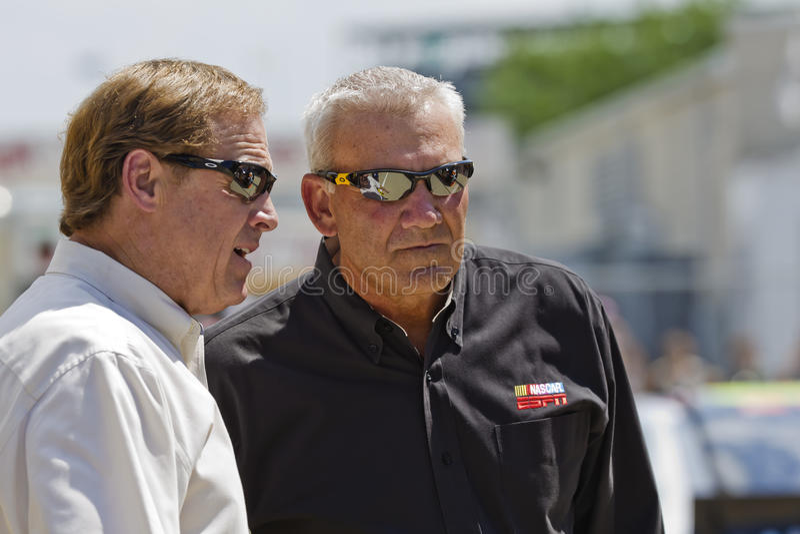 NASCAR: JULY 23 Brickyard 400 stock photo