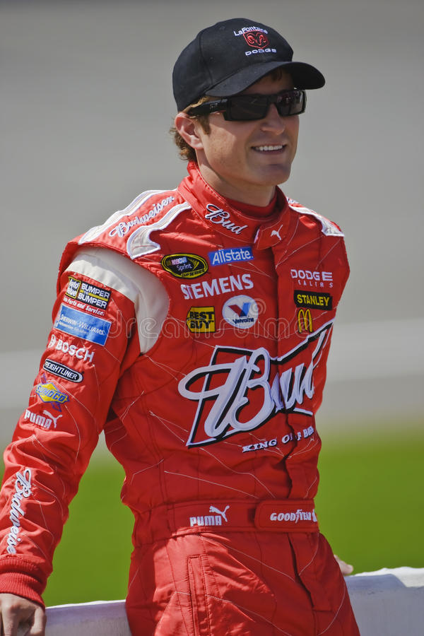 NASCAR: June 12 Lifelock 400 stock photos