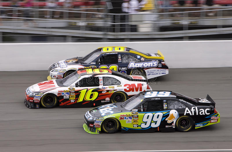 Download NASCAR:  June 13 Heluva Good! Sour Cream Dips 400 Editorial Stock Image - Image: 14736999