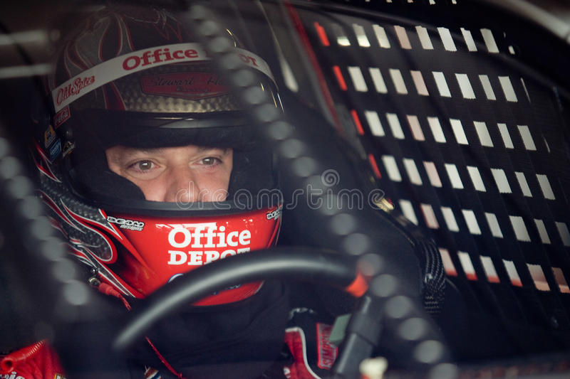 NASCAR: June 13 LifeLock 400 royalty free stock images