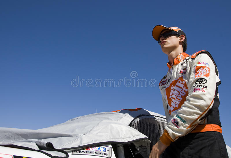 NASCAR: June 19 Toyota/Save Mart 350 royalty free stock photography