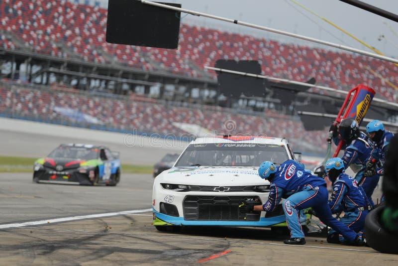 NASCAR: June 22 GEICO 500 royalty free stock photo