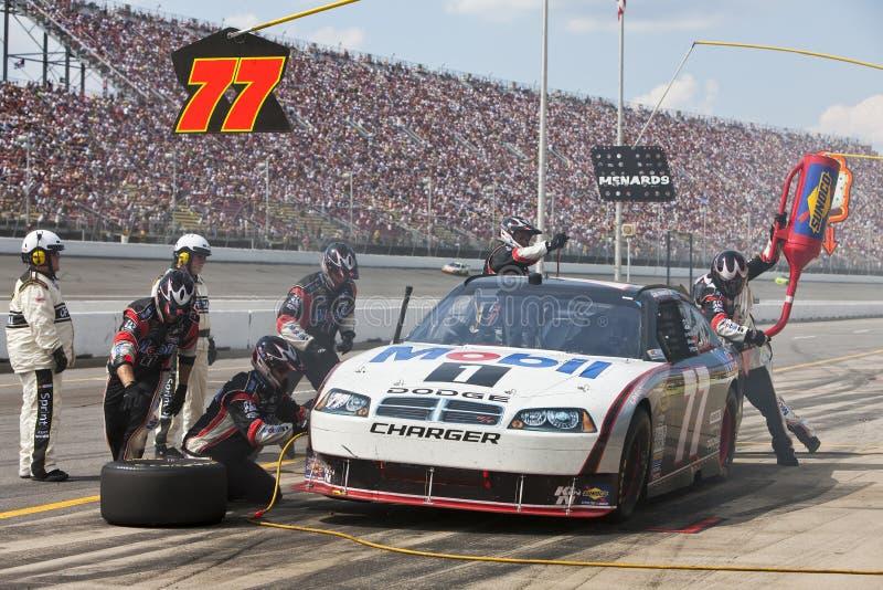 NASCAR: Junho 14 Lifelock 400 fotos de stock