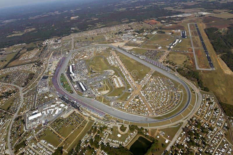 NASCAR : Jus 500 d'énergie du 31 octobre ampère photo libre de droits