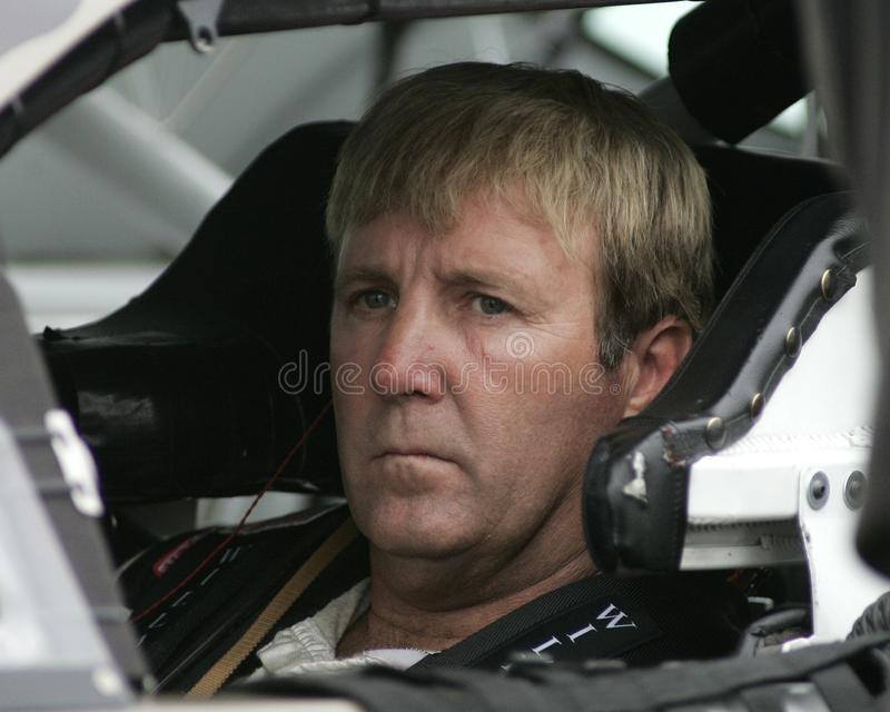 NASCAR-koppkvalificering royaltyfria foton