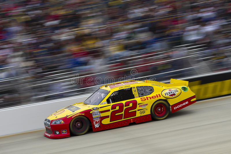 Download NASCAR:Kurt Busch On Track At Dover Editorial Image - Image: 21435840