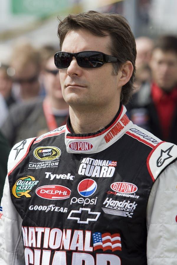 NASCAR: Maart 7 Kobalt Hulpmiddelen 500 stock foto's