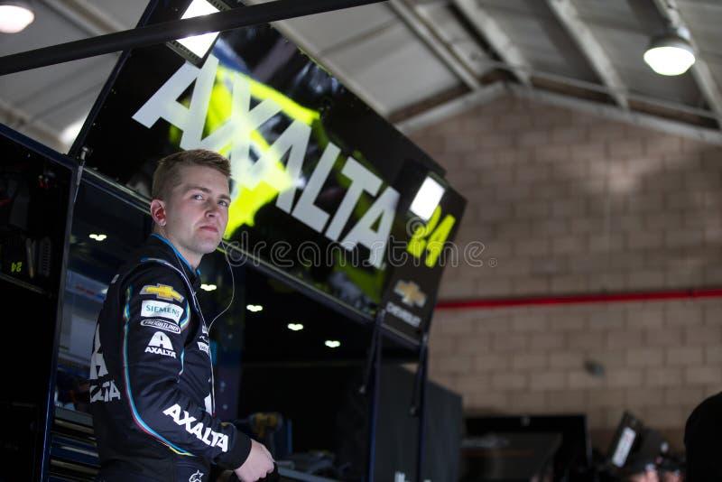 NASCAR: 16 maart Autoclub 400 stock afbeeldingen