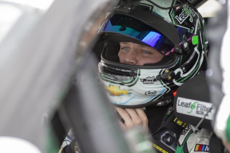 NASCAR: 02 maart Boyd Gaming 300 royalty-vrije stock afbeeldingen