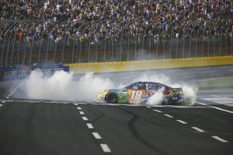 NASCAR: Am 20. Mai All-Star- Rennen der Monster-Energie-NASCAR lizenzfreies stockfoto