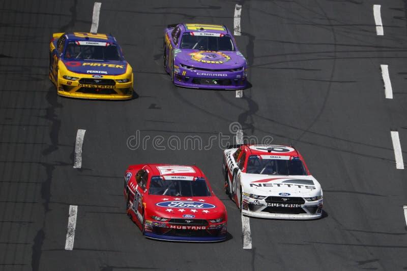 NASCAR: Maj 26 Alsco 300 arkivfoto