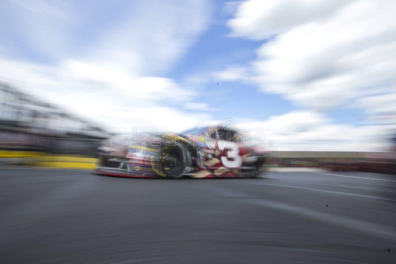 NASCAR: Maj 25 coca - cola 600 arkivbild