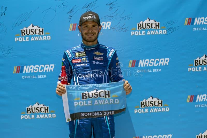 NASCAR : MARCH? 350 du 22 juin TOYOTA/SAVE photos stock