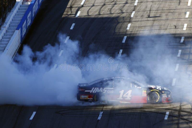 NASCAR: Mars 26 STP 500 arkivfoton