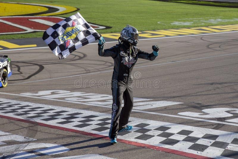 NASCAR: Marzec 02 Boyd hazard 300 obraz royalty free