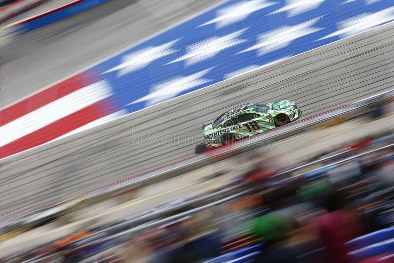NASCAR: Marzec 31 O «Reilly samochód Rozdziela 500 obraz royalty free