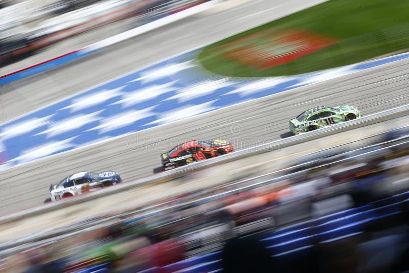 NASCAR: Marzec 31 O «Reilly samochód Rozdziela 500 zdjęcia stock