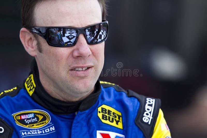 NASCAR: Matt Kenseth royalty free stock photos