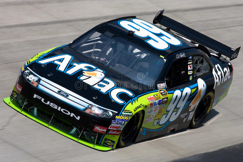 NASCAR: May 30 Autism Speaks 400 stock image