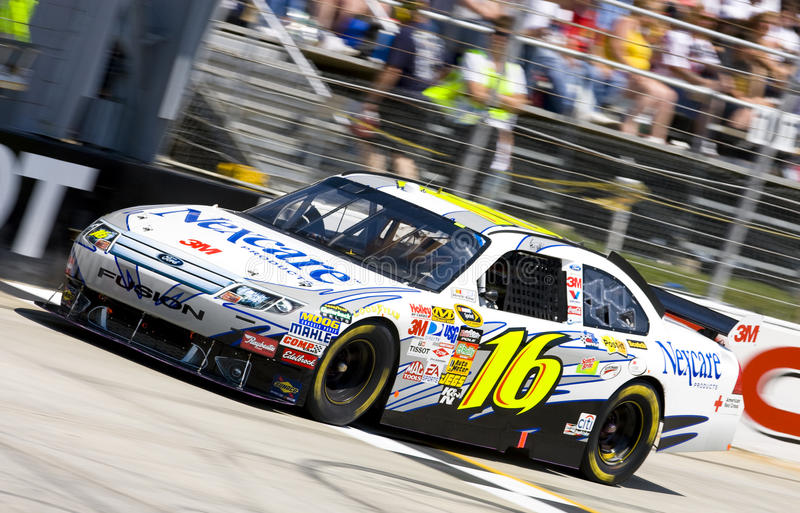 NASCAR: May 31 Autism Speaks 400 stock image